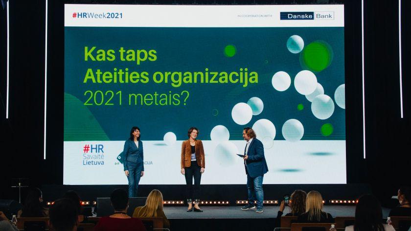 """Paskelbė """"Ateities organizaciją 2021"""" – ja tapo """"Alliance for Recruitment"""""""