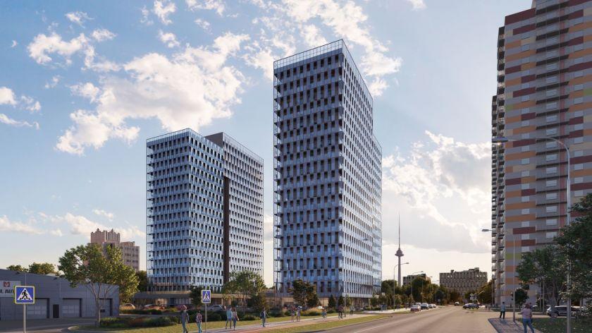 """NT plėtros įmonių grupė """"Omberg"""" fiksuoja rekordus: 2021 m. sausį–rugsėjį pardavė daugiau butų nei per visus 2019 m."""